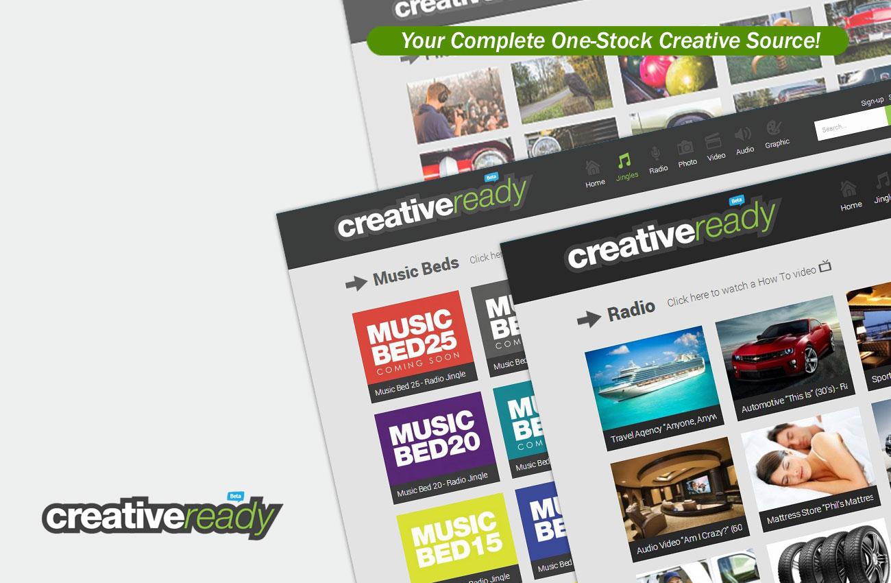 Ready-To-Go Creative