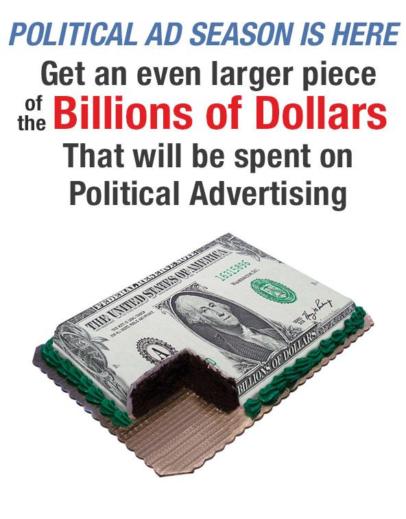 Political Ad Season Is Here