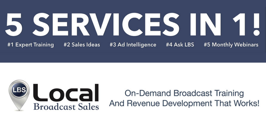 Local Broadcast Sales | On-Demand Broadcast Training and Revenue Development That Works!